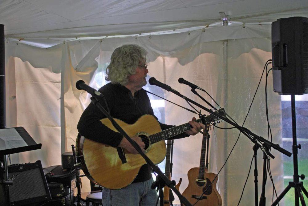 2019-04-27 Event Music w John Autry 1
